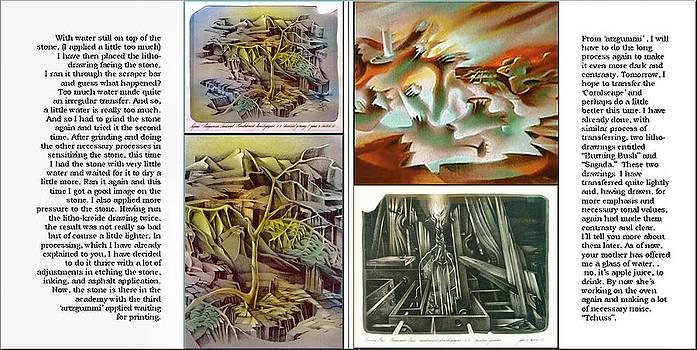 Glenn Bautista - Glenn Litho-Diary 1981-85