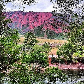 #glenwood #springs #rest #area #view by Jason Ogle