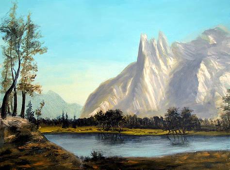 Glory Of Nature by Larry Cirigliano