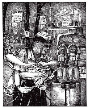 Gloucester Meter Maid by James Oliver