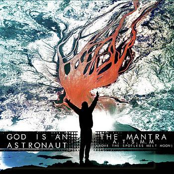 God is An Austronaut by Helder Moreira