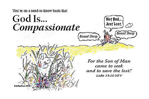 God is Compassionate by George Richardson