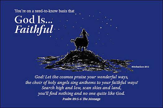 God is Faithful by George Richardson