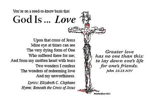 God is Love by George Richardson