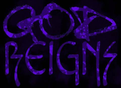 God Reigns by Greg Long