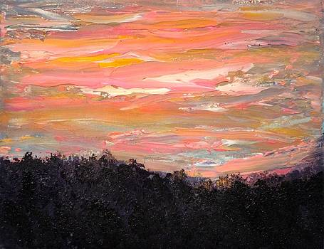 Gods Brushwork by Barbara Pirkle
