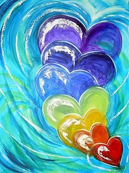 God's Pure Love by Deborah Brown Maher
