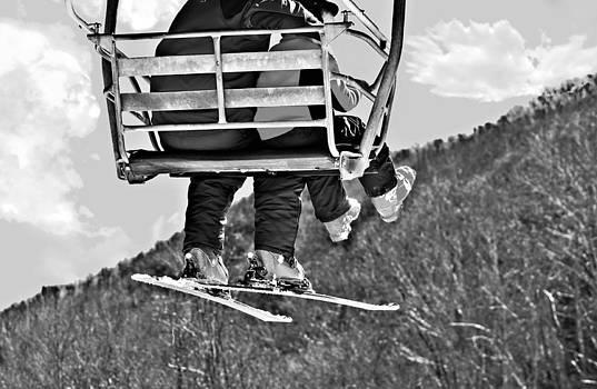 Going Skiing by Susan Leggett