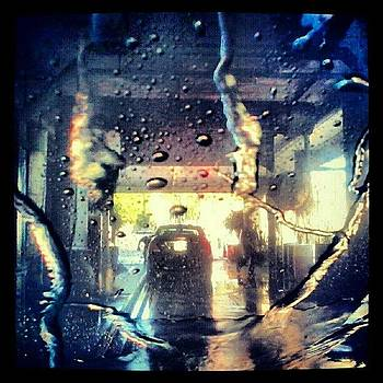 Going Through The Car Wash Makes Me by Christy Borgman