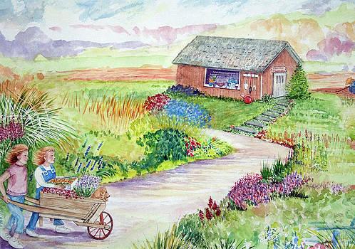 Going to Market by LaReine McIlrath