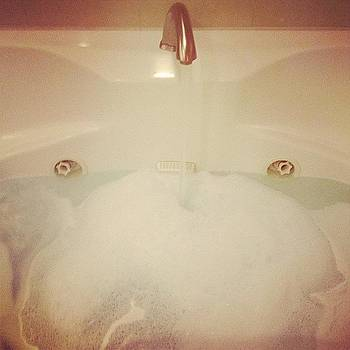 Going To Pamper Myself With A Jet Bath by Krisd Mauga