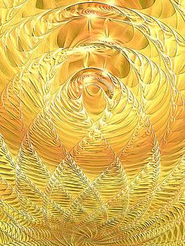 Lea Wiggins - Gold Pressed Latinum