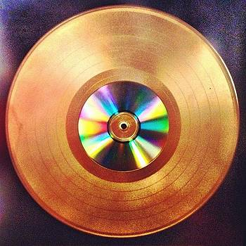 Gold Record by Chris Fabregas
