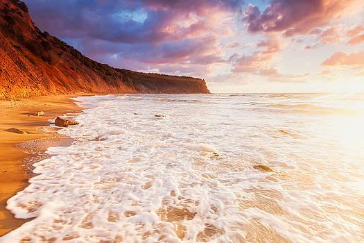 Golden Bay by Evgeni Dinev