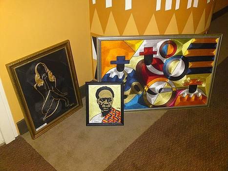 Golden Empress Dr Kwame Nkrumah Music Makers by Jo