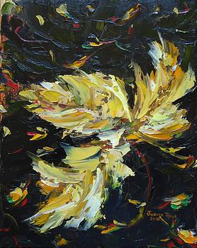 Golden Flight by Judith Rhue
