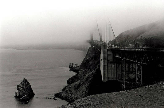 Golden Gate.. by Tanya Tanski