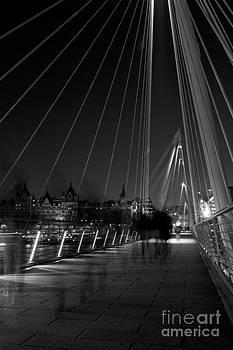 Golden Jubilee Bridge by David Smith