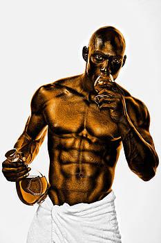 Val Black Russian Tourchin - Golden Man