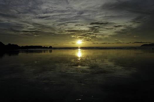Golden Sunset 7188 by Sortarivs Arts