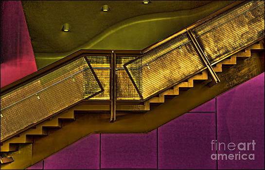 Golden Treads by George Hodlin