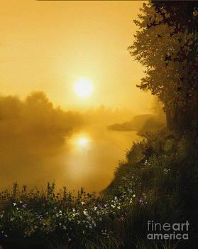 Golden View by Robert Foster