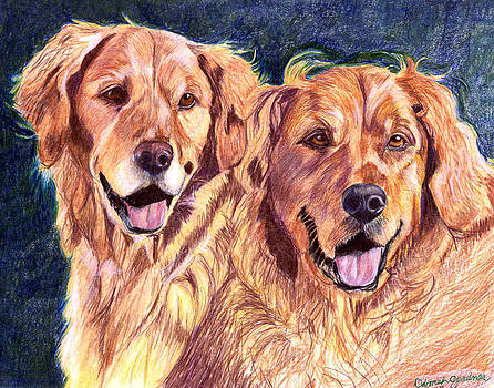 Goldens by Deb Gardner