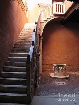 BERNARD JAUBERT - Goldoni House. Venice