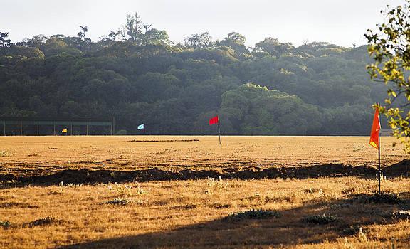 Kantilal Patel - Golf Drive Range Markers
