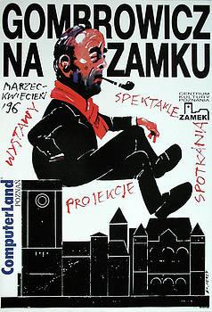 Waldemar Swierzy - Gombrowicz na Zamku