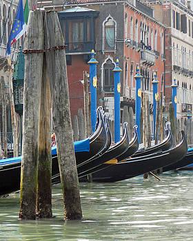 Gondolas by Angela Tomey