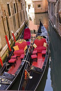 Gondolas by Trevor Buchanan