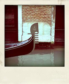BERNARD JAUBERT - Gondola.Venice.Italy