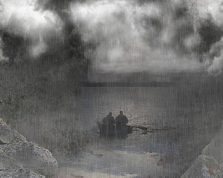 Gone Fishing by Virginia Dillman