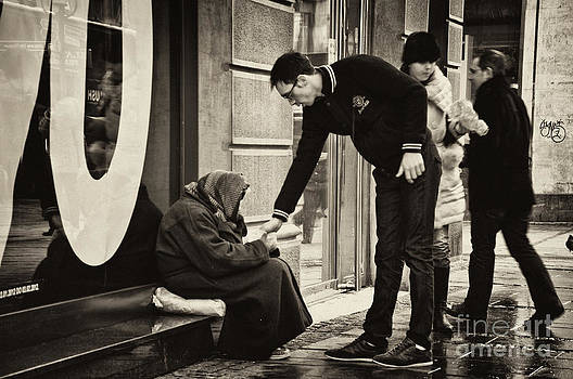 Good Man by Uros Zunic