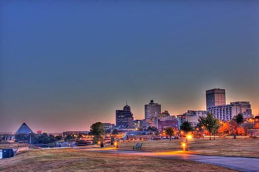 Good Morning Memphis by Barry Jones
