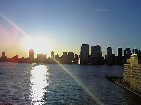 Good Morning New York by Michael Degenhardt