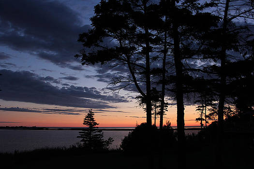 Good Morning North Rustico by Sandi Blood