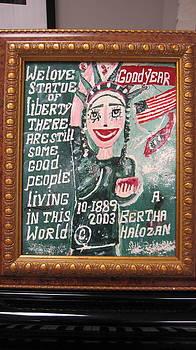 Good Year by Bertha Halozan