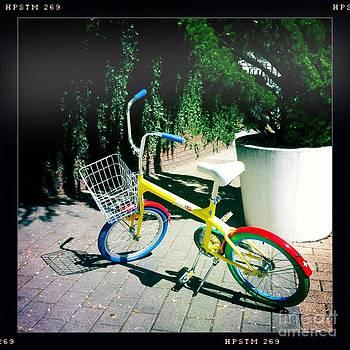 Google Mini Bike by Nina Prommer