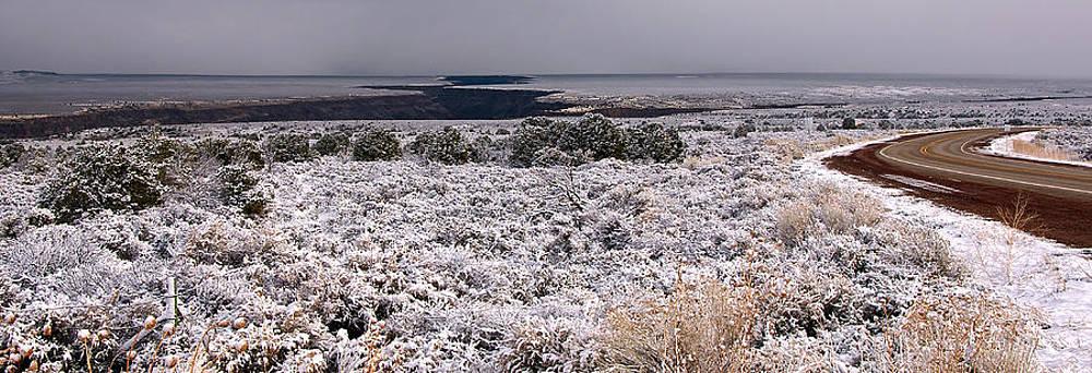 Gorge Snow by Britt Runyon