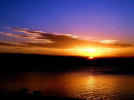 Karen Scovill - Gorgeous Sunset