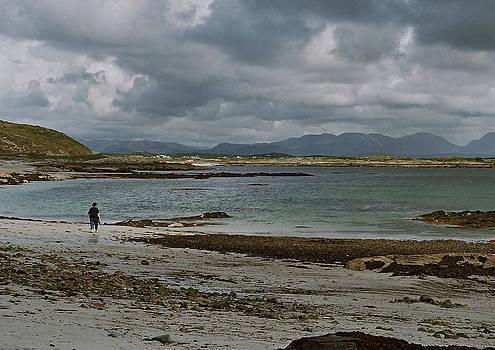 Gorteen Bay by Steve Watson