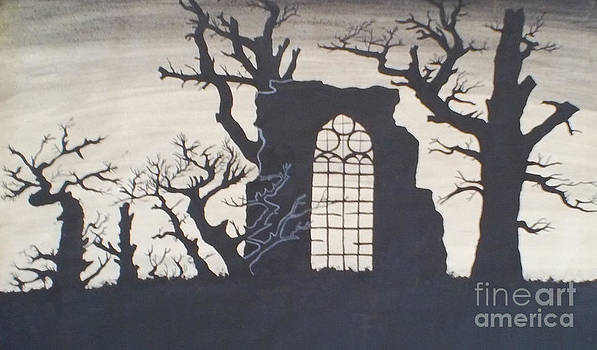 Silvie Kendall - Gothic Landscape