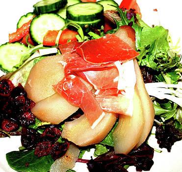 Gourmet Salad by Shaileen Landsberg