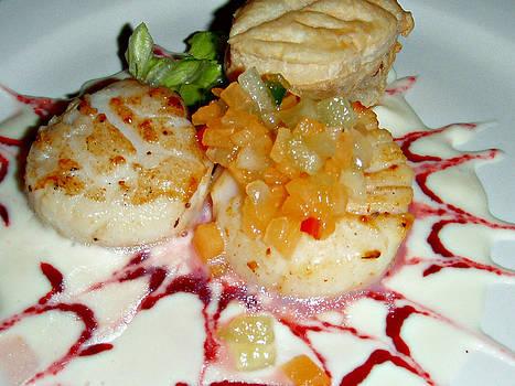 Kimberly Perry - Gourmet Sea Scallops