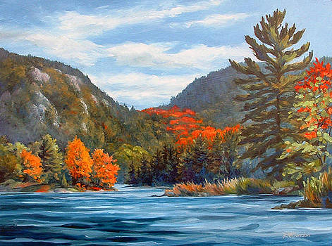 Grace Lake by RoseMarie Condon