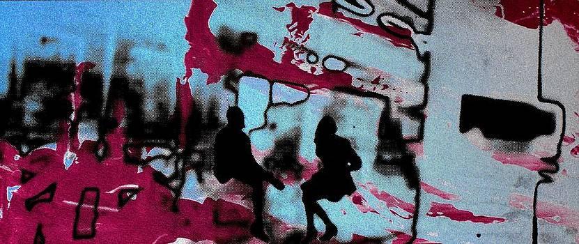 Arte Venezia - Graffiti - Urban art serigrafia
