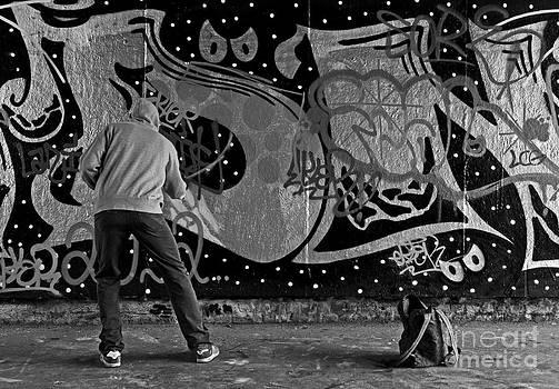 Graffiti Artist by Urban Shooters