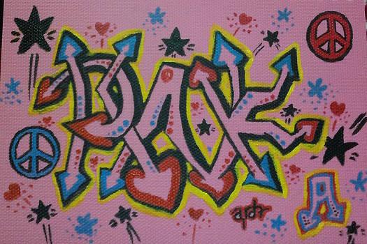 Graffiti by Pink A